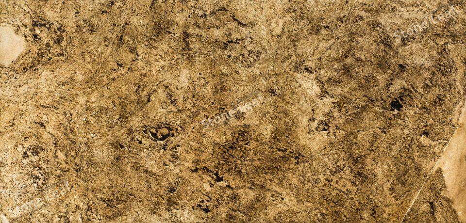 Feuille de pierre 100% naturelle translucide Ankara de face