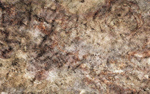 Feuille de pierre 100% naturelle translucide Budapest de face
