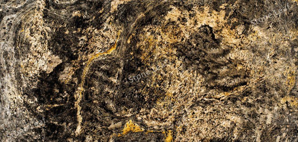 Feuille de pierre 100% naturelle translucide Moscou de face