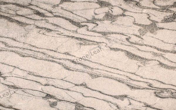 Feuille de pierre 100% naturelle Rome de face