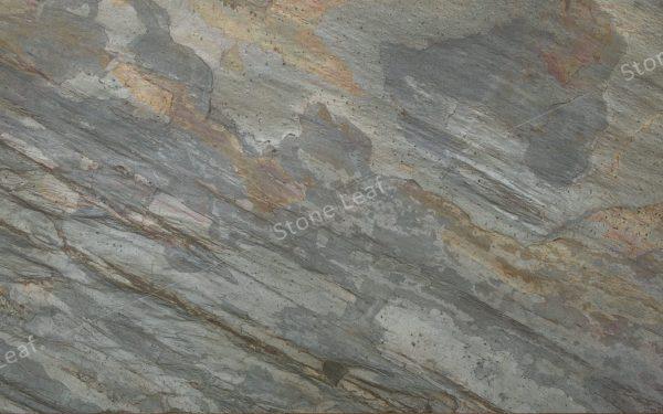 Feuille de pierre 100% naturelle Goa de face