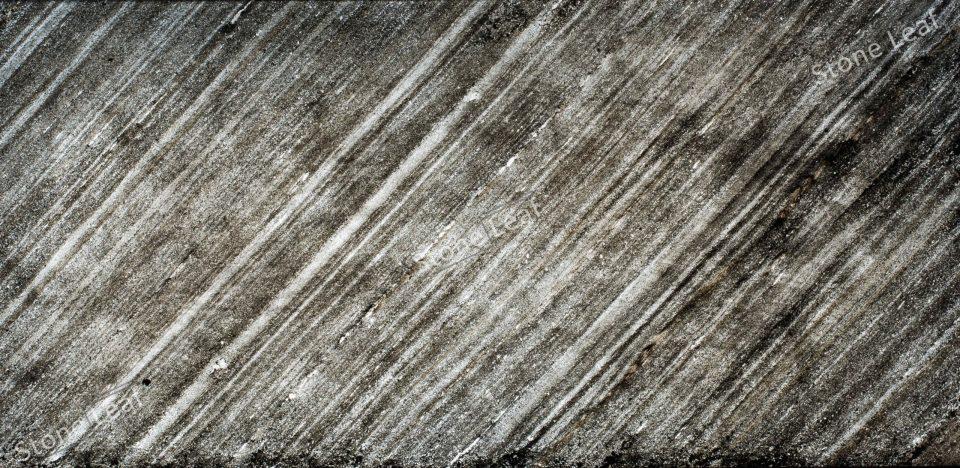 Feuille de pierre 100% naturelle translucide New York de face