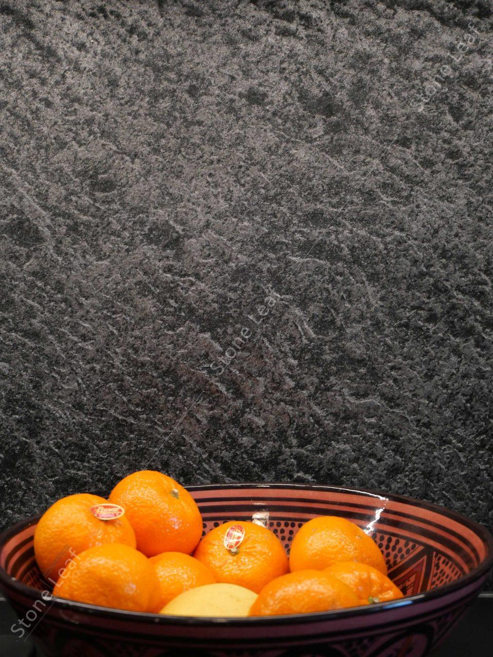 feuille de pierre 100% naturelle zagreb en crédence de cuisine