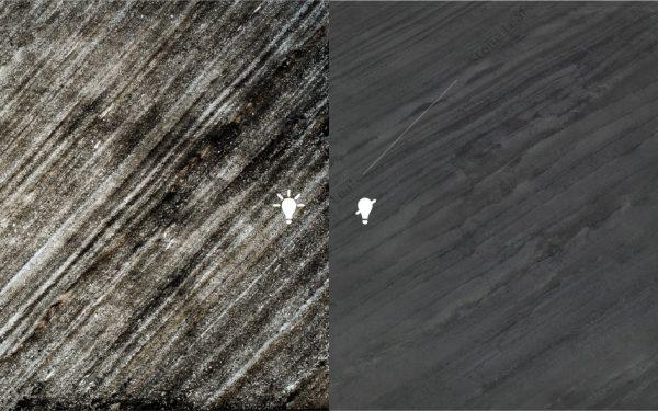 Feuille de pierre 100% naturelle Translucide New York