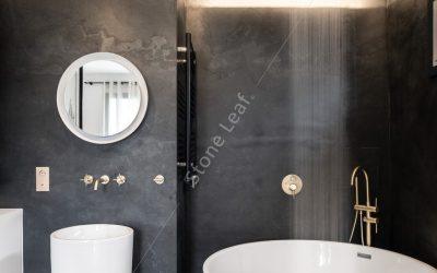 Comment décorer votre salle de bain avec de la feuille de pierre ?