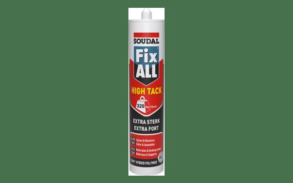 Adhesive Fix ALL High Tack cartridge 290 ml - stone-leaf natural adhesive cartridge StoneLeaf