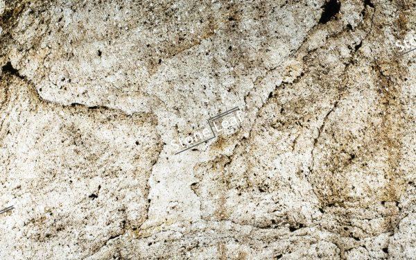 Feuille de pierre 100% naturelle translucide Amsterdam de face