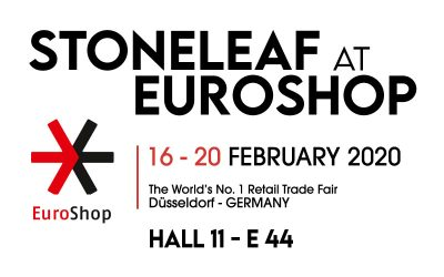 StoneLeaf goes to EuroShop – February 2020